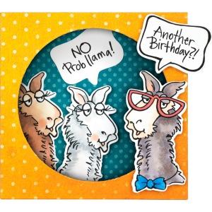 No Probllama card