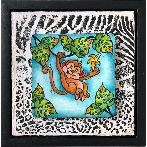 Monkey by Deb Antonick