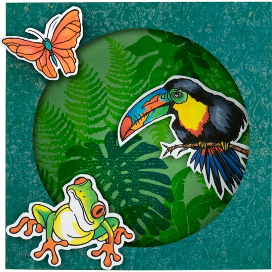 Jungle Life WindowRama