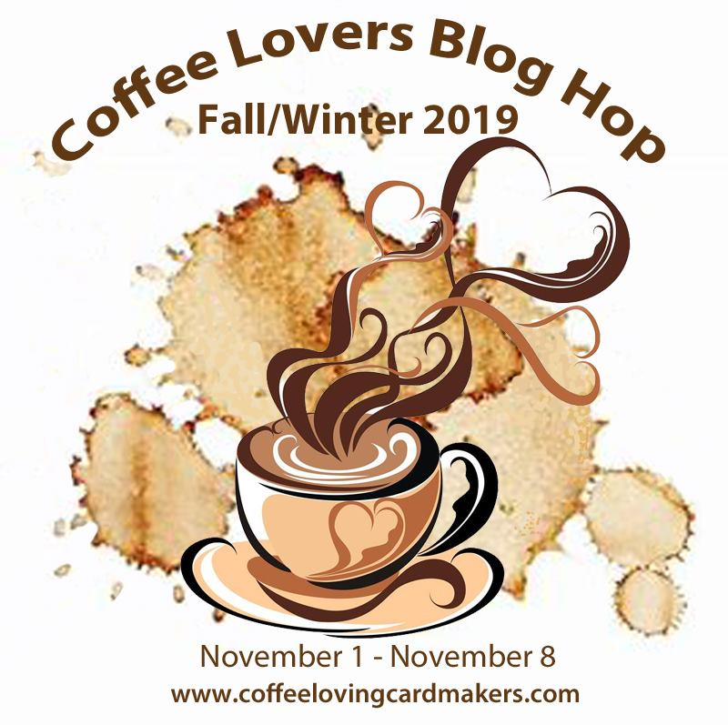 Coffee Loving Cardmakers Blog Post