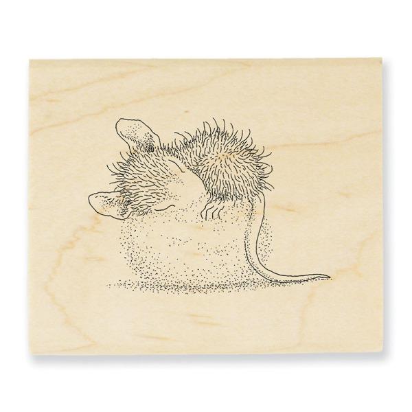 Cotton Ball Mouse