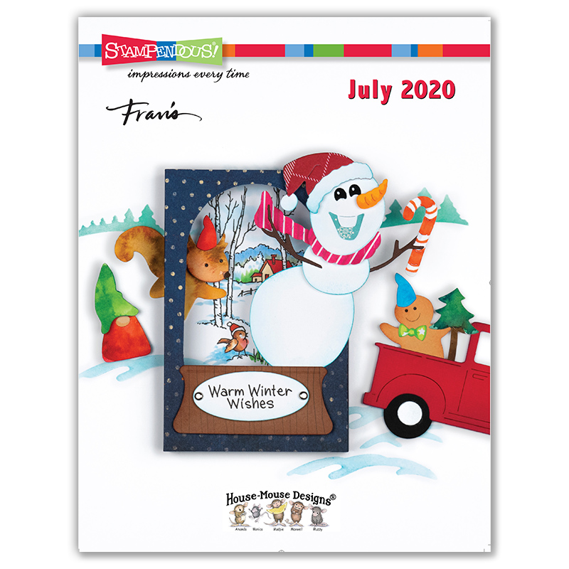 Stampenouds July 2020 Catalog