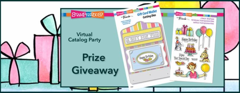 Virtual Catalog Party Banner