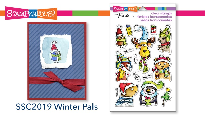 Winter Pals Stamp Set